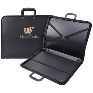 Portfolio Case Art Folder Artist Presentation Carry Case Art Portfolio Carrying Strap